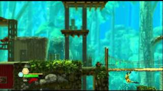 Bionic Commando Rearmed 2 Walkthrough - Mission 3: The Mighty Jungle