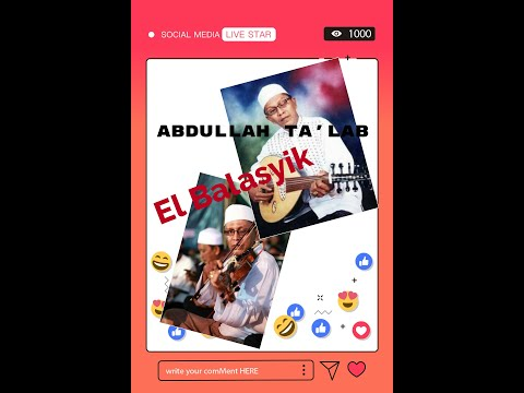 Gambus el Balasyik Jember Abdullah Ta'lab