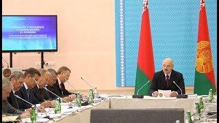 """Александр Лукашенко: """"Недопустимо, чтобы работа на местах скатывалась к формализму и волоките"""""""