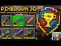 How To Get Trophies/Exp/Coins FAST In PIXEL GUN 3D Using This Weapon Setup! (12.0.0)