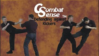 "Episode 4 Full show ""Defending Against Kickers"" Combat Sense Reality Martial Arts"