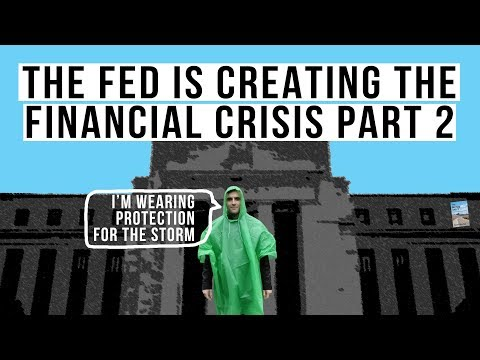 The Fed Is Creating the Next Financial Crisis and They're Doing It On Purpose! Here's Why.