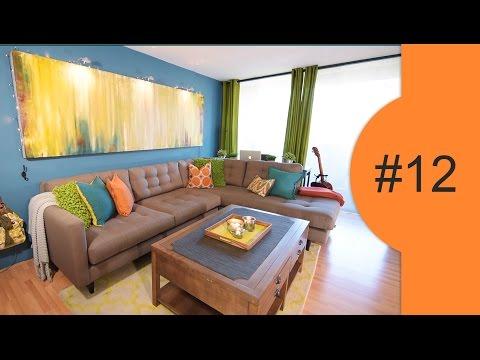 Interior Design | Small Apartment Decorating Ideas