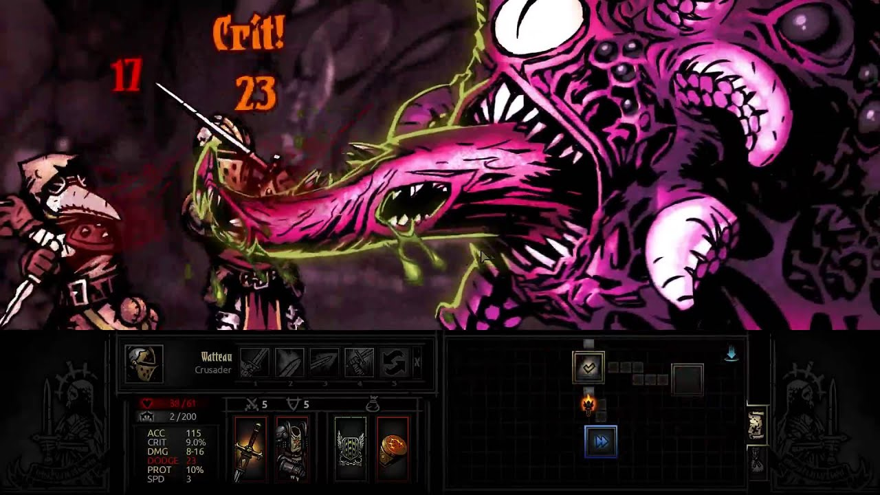 Third Darkest Dungeon Quest Ng Youtube