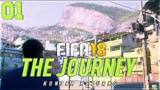 Fifa 18 the journey #01 ★ eine runde fifa street? ★ let's play fifa 18 the journey deutsch