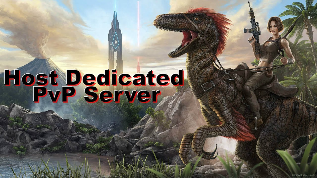 Dedicated server ark free a