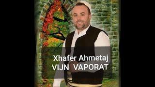 Xhafer Ahmetaj - Vijn Vaporat