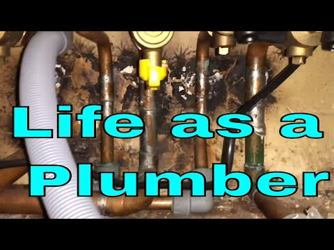 LEEDS PLUMBER - Leaking Boilers - Carbon Monoxide - Bad Practice