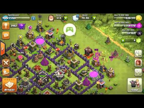 Clash Of Clans - Multiple Accounts On Android