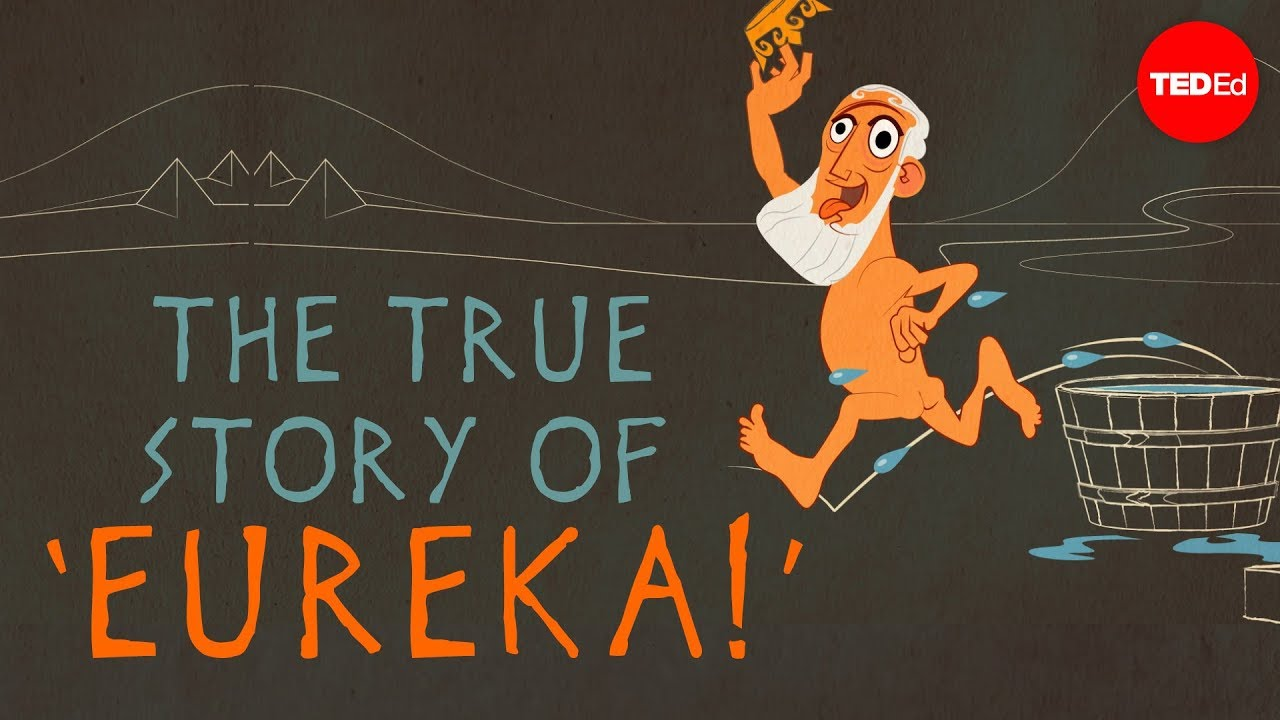 The Real Story Behind Archimedes Eureka Armand Dangour