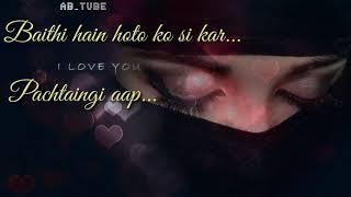 Fanaa Movie - Love shaiyari WhatsApp video status | 30 Seconds shaiyari status | By ABUZAR MIRZA