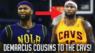 Demarcus Cousins To The Cavs!? | NBA News and Rumors!