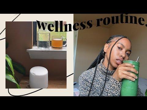 my holistic wellness routine