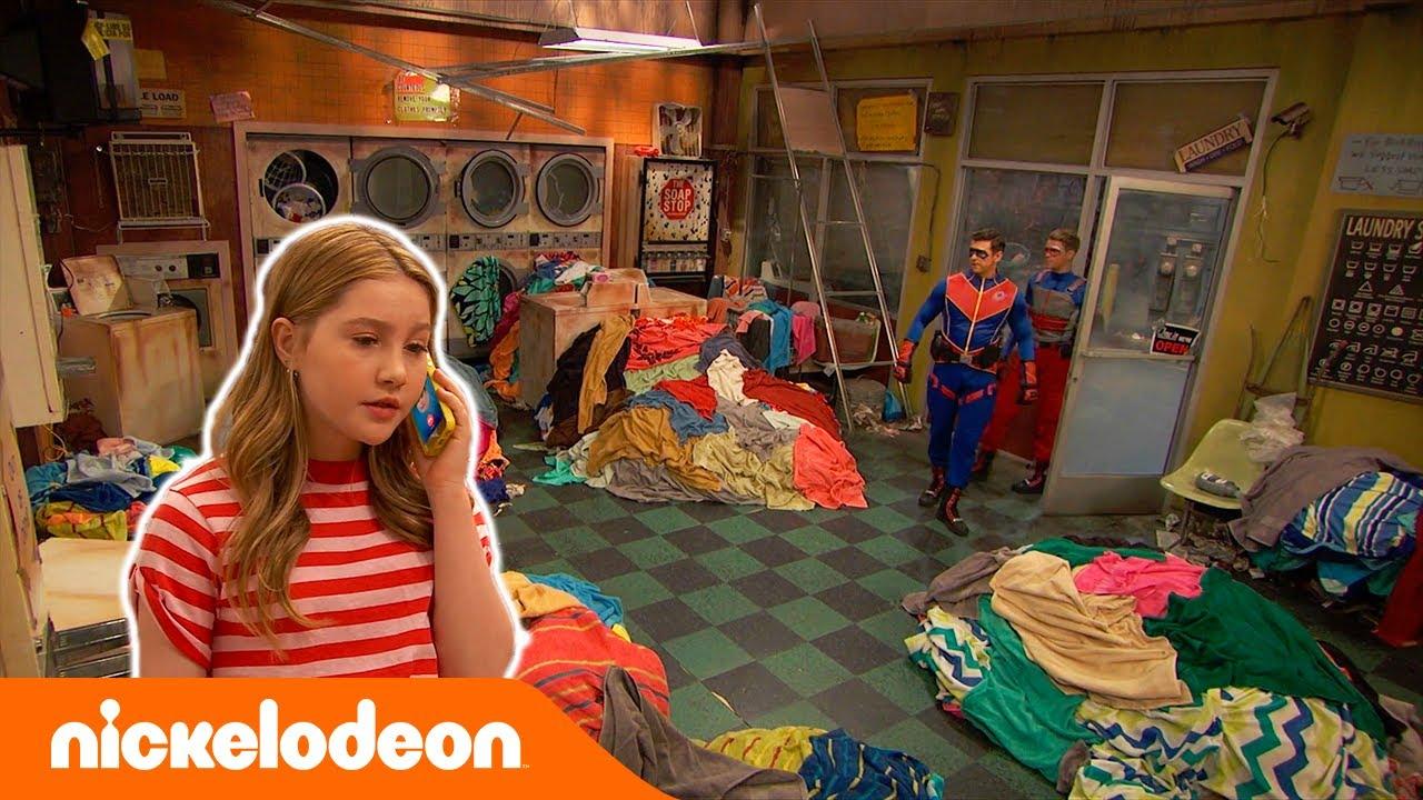 Опасный Генри | Вор полотенец! | Nickelodeon Россия