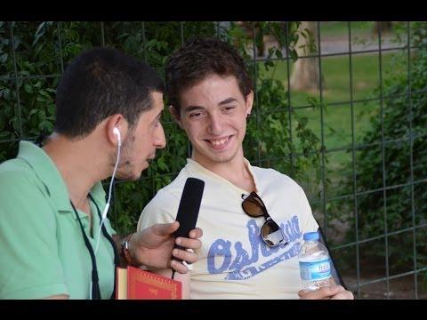 Ateist Bir Gençle Sokak Sohbeti