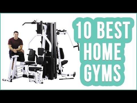 Best Home Gym 2016? TOP 10 Home Gyms | TOPLIST+