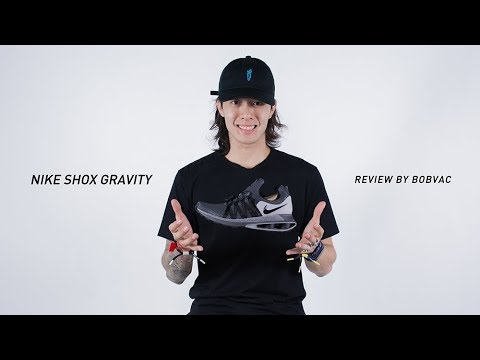 2e330684c7c37a Nike Shox Gravity  Review (Thai) - YouTube