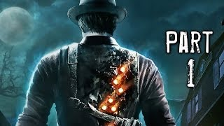 Murdered Soul Suspect Gameplay Walkthrough Part 1 - The Killer (PS4) thumbnail