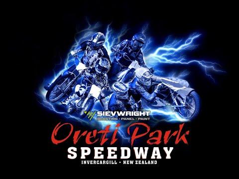 East Coast Sidecar Round Up Oreti Park Speedway, Invercargill New Zealand 18th November 2017