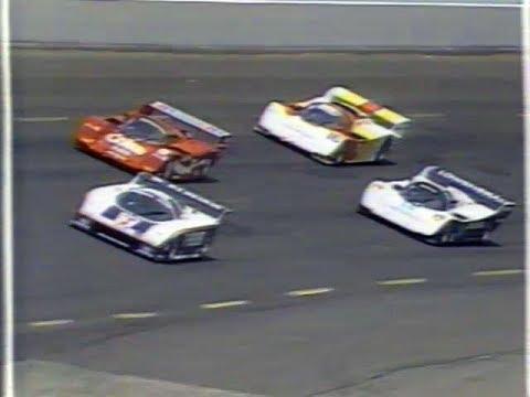 1986 IMSA GTP at Charlotte