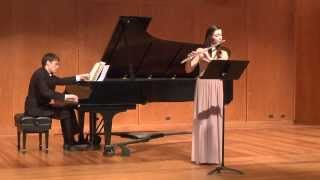 Fauré - Sonata in A Major, Op. 13, III. Allegro Vivo and IV. Allegro Quasi Presto -Emily Wespiser