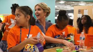 Secretary DeVos & Ivanka Trump: The Importance of Girls in STEM