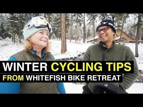 WINTER FATBIKING TIPS FROM WHITEFISH BIKE RETREAT