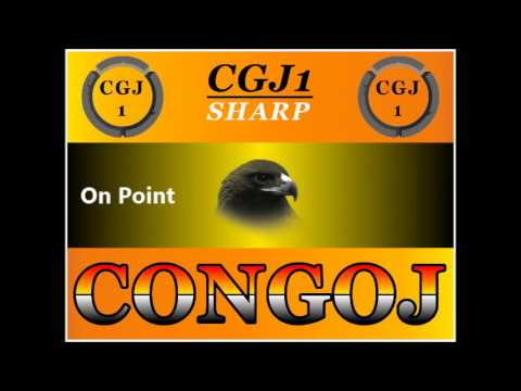 CongoJ The Name, A Solo And Backgrounds
