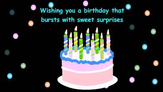 Birthday Greetings - Free App for Your Android Phone
