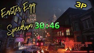 Shaolin Shuffle Easter Egg Speedrun 3P (Director's Cut) 30:46