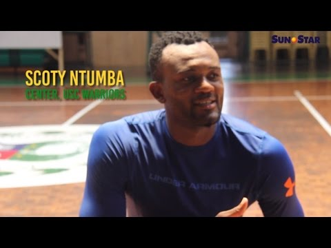 #Cesafi2016: Meet Warriors' Scoty Ntumba