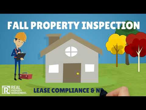 REAL PROPERTY MANAGEMENT SOUTHERN CT   FALL MAINTENANCE REMINDERS FOR OWNERS