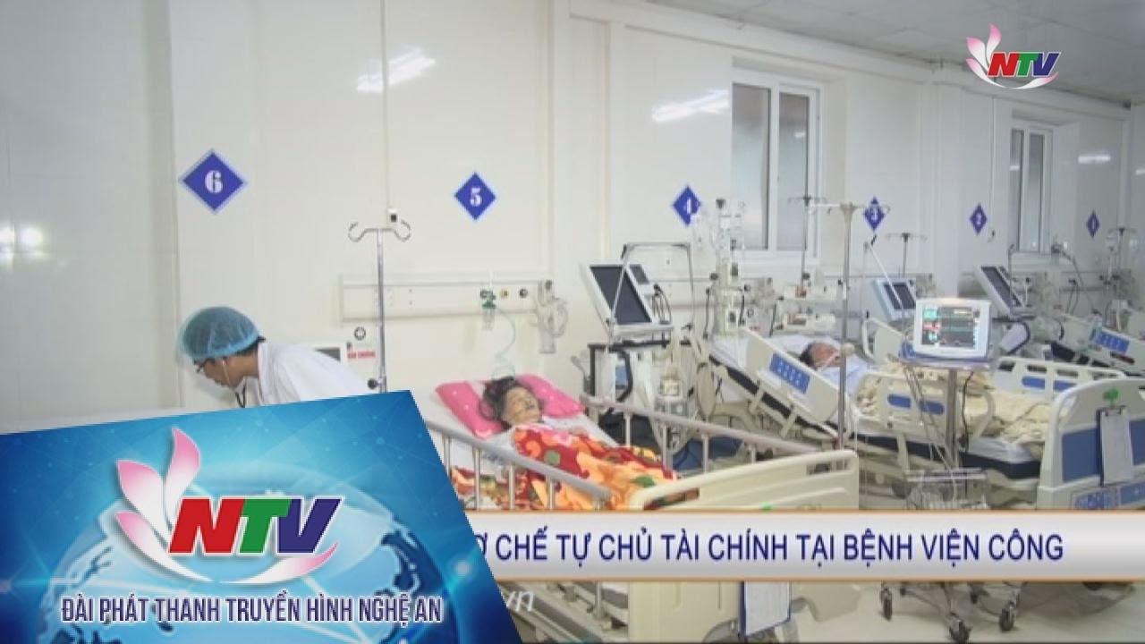 Hai mặt của cơ chế tự chủ tài chính tại bệnh viện công(