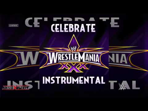 WWE: Celebrate (WrestleMania 30 Theme Song) [Instrumental-Karaoke Version] by Kid Rock