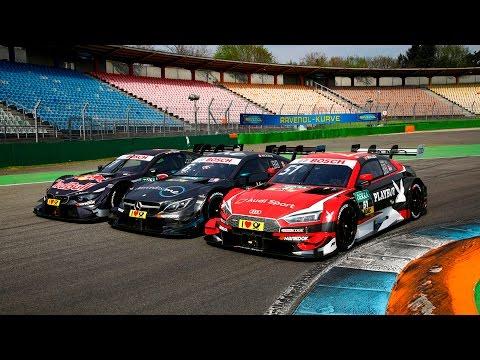 Deutsche Tourenwagen Masters (DTM) erfinden sich 2017 neu