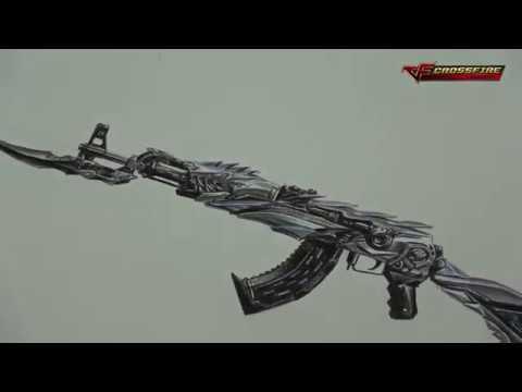 CrossFire: Legends | Mèo Dubstep - AK47 Transformer +5 thiên phú