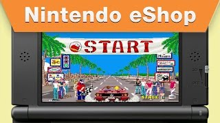 Nintendo eShop - 3D Out Run trailer