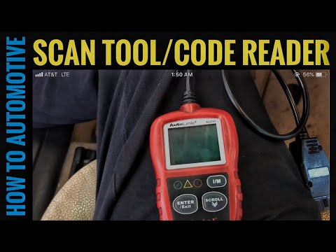 How to Automotive's Tool Review of the AutoLink AL319 Code Reader Scan Tool