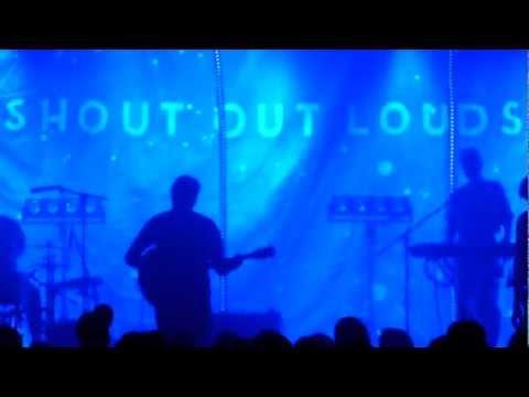 Shout Out Louds - Destroy live in Erlangen 22.3.2013 mp3