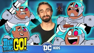 Amazing Facts About Cyborg   Teen Titans GO! To The Movies   DC Kids
