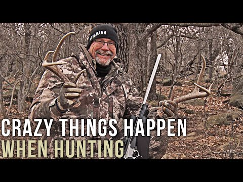 Crazy Things That Can Happen in Deer Hunting