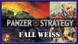 Let's Play Panzer Strategy | Walkthrough Gameplay | Fall Weiss - Invasion of Poland