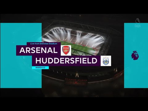 FIFA 18 | Premier League | Arsenal v Huddersfield | Emirates Stadium