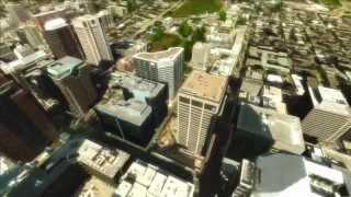 Ville de Montréal en 3D sous Unity
