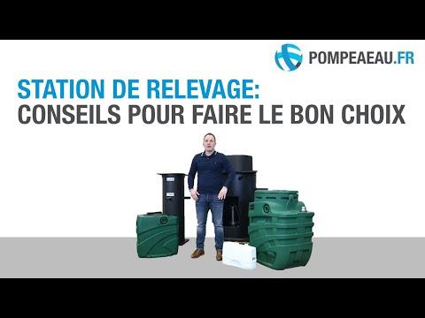 Pompe D Evacuation Pour Eaux Claires Guinard Miniboy Am 1 5500 L H Leroy Merlin