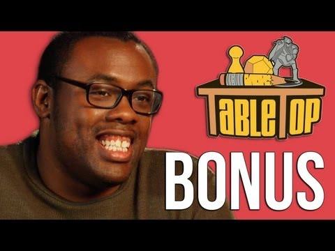 Andre Meadows Extended Interview from Castle Panic - TableTop ep 6