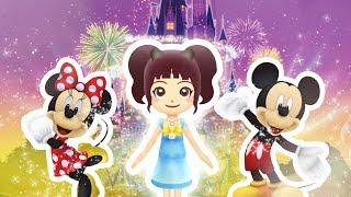 マジックキャッスルだからこそできる、ディズニーの世界がとことん楽し...
