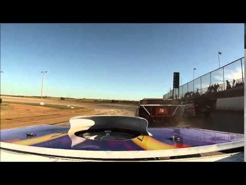 Elk City Raceway InCar #92   5 3 2015