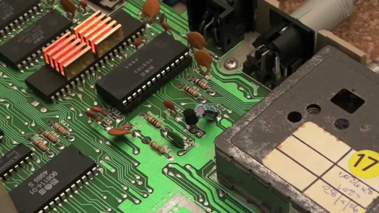 how to tell which sid chip c64