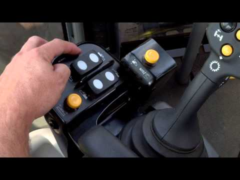 Cat Grade Control For Motor Graders Basic Operation Youtube